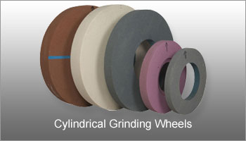 Cylindrical-Grinding-Wheels