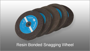 Resin-Bonded-Snagging-Wheel